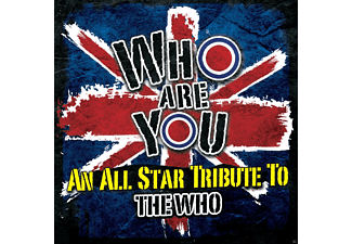 VARIOUS - An All Star Tribute To The Who - (CD)
