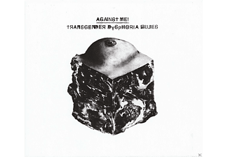 Against Me! - Transgender Dysphoria Blues - (CD)