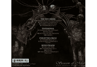 Septicflesh - A Fallen Temple (Re-Release Digipack Incl. 4 Bonus) [CD]