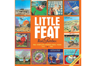 Little Feat - Complete Warner Bros. Years 1971-1990 - (CD)