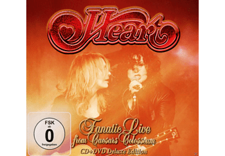 Heart - Fanatic Live From Caesars Colosseum - (CD + DVD)