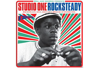 VARIOUS - Studio One Rocksteady [CD]