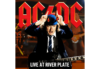 Ac/Dc - Live At River Plate (inkl. T-Shirt in Größe L) - (CD)