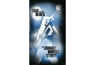 Johnny Winter - True To The Blues: The Johnny Winter Story - (CD)