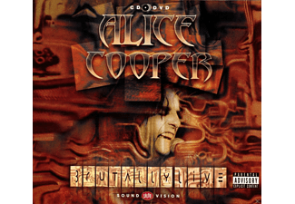 Alice Cooper - Brutally Live-Hammersmith 2000 - (CD + DVD)