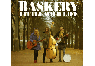 Baskery - Little Wild Life - (CD)