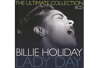Billie Holiday - Lady Day-The Ultimate Collection - (CD)