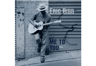 Eric Bibb - Me To You (Reissue) - (CD)
