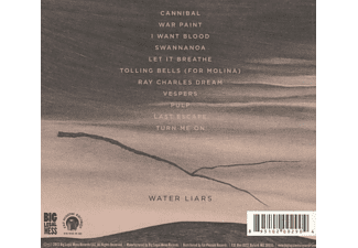 Water Liars - Water Liars - (CD)