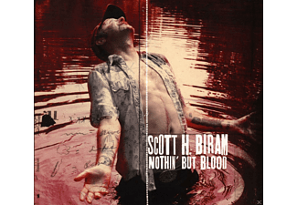 Scott H. Biram - Nothin' But Blood - (CD)