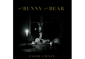 The Bunny The Bear - Food Chain - (CD)