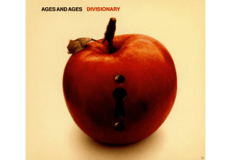 Ages And Ages - Divisionary [CD]