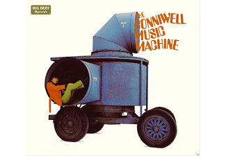 The Boniwell Music Machine - The Boniwell Music Machine [CD]