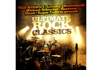 VARIOUS - Ultimate Rock Classics - (CD)
