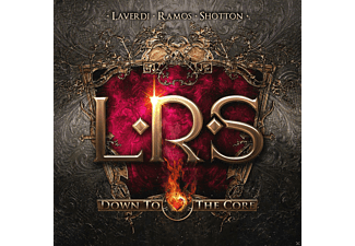 L.R.S. - Down To The Core - (CD)