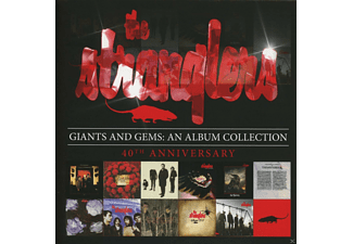 The Stranglers - Giants And Gems: An Album Collection (40th Anniversary) [CD]