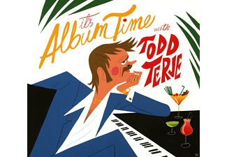 Todd Terje - It's Album Time [CD]