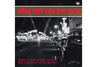 VARIOUS - Soul City Los Angeles [CD]