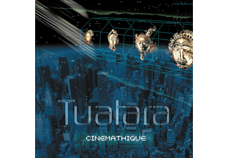 Tuatara - Cinemathique - (CD)