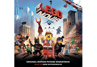 Mark Mothersbaugh - The Lego Movie (Ost) - (CD)