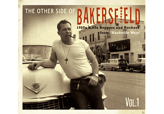 VARIOUS - The Other Side Of Bakersfield, Vol.1 - (CD)