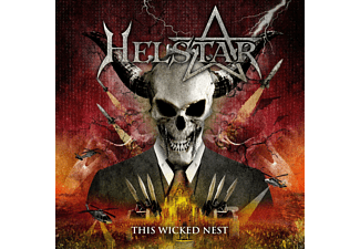 Helstar - This Wicked Nest [CD]