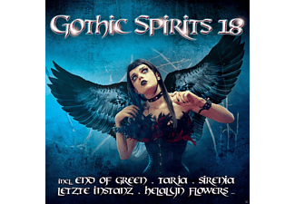 VARIOUS - Gothic Spirits 18 - (CD)