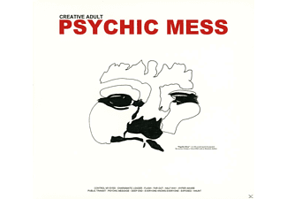 Creative Adult - Psychic Mess - (CD)
