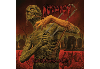 Autopsy - Tourniquets, Hacksaws & Graves [Explicit] [CD]