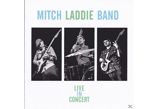 Mitch Laddie Band - Live In Concert - (CD)
