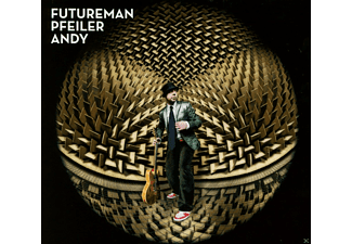 Andy Pfeiler - Futureman [CD]