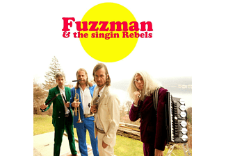Fuzzman & The Singin Rebels - Fuzzman & The Singin Rebels [CD]
