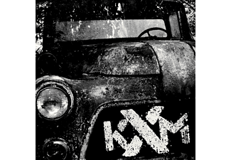 Kxm - Kxm (European Version) [CD]