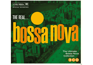 VARIOUS - The Real... Bossa Nova [CD]