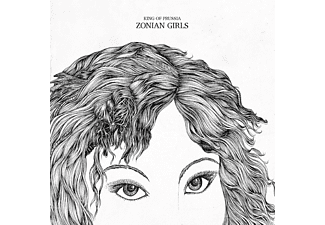 King Of Prussia - Zonian Girls And The Echoes That Surround Us All - (CD)
