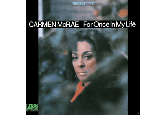 Carmen McRae - For Once In My Life - (CD)