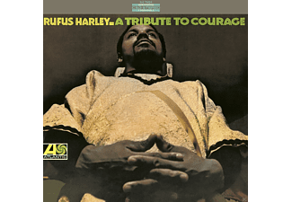 Rufus Harley - A Tribute To Courage [CD]