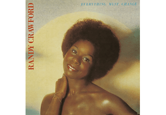 Randy Crawford - Everything Must Change - (CD)