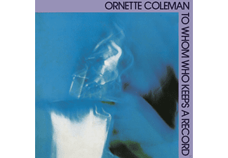 Ornette Coleman - To Whom Who Keeps A Record [CD]