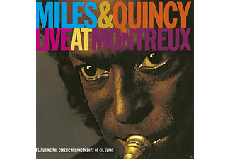 Miles Davis, Quincy Jones - Live At Montreux Festival - (CD)