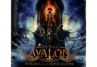 Timo Tolkkis Avalon - Angels Of The Apocalypse - (CD)