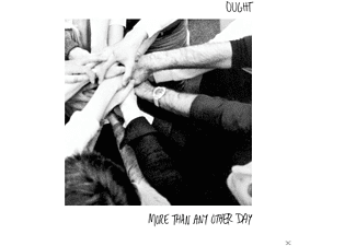 Ought - More Than Any Other Day [CD]