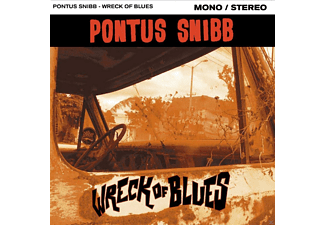 Pontus Snibb - Wreck Of Blues - (CD)