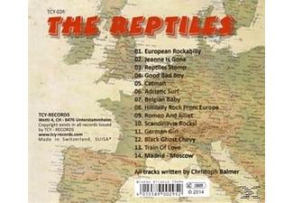 The Reptiles - European Rockabilly [CD]