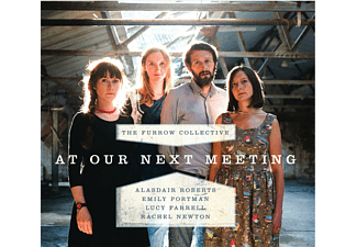 Furrow Collective - At Our Next Meeting - (CD)