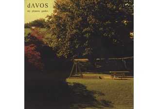 Davos - My Pleasure Garden - (CD)