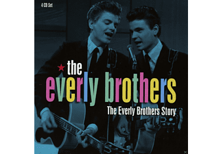 The Everly Brothers - The Everly Brothers Story - (CD)