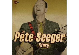 Pete Seeger - The Pete Seeger Story - (CD)