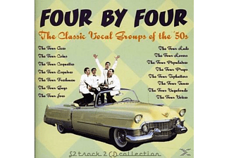 VARIOUS - Four by Four - (CD)