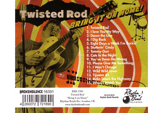 Twisted Rod - Bring It On Home! [CD]